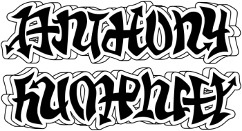 Anthony Humphrey Ambigram