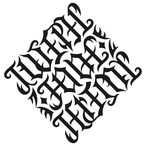 Atelier further Ambigrams also Ambigrams together with  on two in one ambigram names